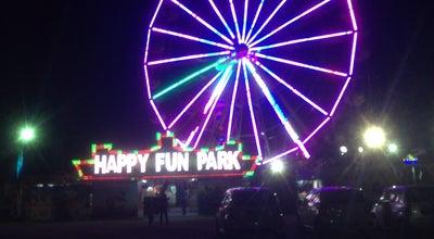 Photo of Theme Park Fun Fair Depan Aeon at Malaysia