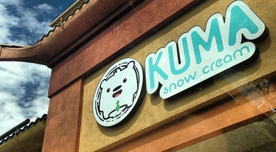 Photo of Dessert Shop Kuma Snow Cream at 3735 Spring Mountain Rd, Las Vegas, NV 89102, United States