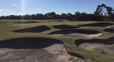 Photo of Golf Course 2. Kingston Heath G.C. at