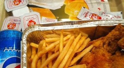Photo of Fried Chicken Joint Al Baik | البيك at Prince Majid St., Jeddah, Saudi Arabia