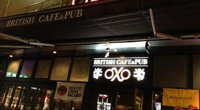 Photo of Pub British Cafe & Pub OXO アスナル金山店 at 金山1-17-1, 名古屋市 460-0022, Japan