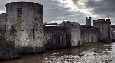 Photo of Castle King John's Castle at Nicholas Street, Limerick, Ireland