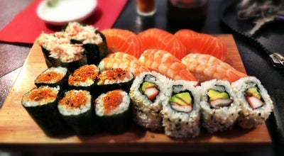 Photo of Japanese Restaurant Sushi Sano at Brunnstrasse 6, Munich 80331, Germany