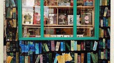 Photo of Bookstore Dog Eared Books at 900 Valencia St, San Francisco, CA 94110, United States