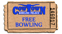 Photo of Bowling Alley Cowtown Bowling Palace at 4333 River Oaks Blvd, Fort Worth, TX 76114, United States