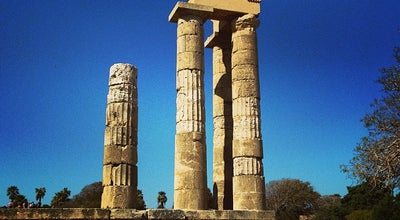 Photo of Monument / Landmark The Acropolis of Rhodes at Χώρα, Rhodes, Greece