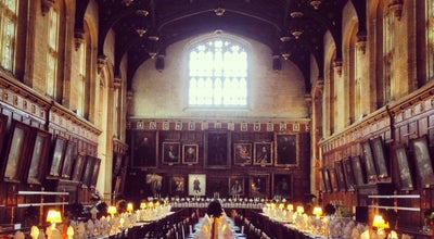 Photo of College Cafeteria Great Hall at St. Aldate's, Oxford OX1 1DP, United Kingdom
