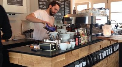 Photo of Coffee Shop Standl 20 at Elisabethmarkt Stand Nr. 20, Munich 80796, Germany