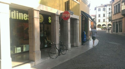 Photo of Clothing Store Udinese Store at Via Portanuova, 1, Udine, Italy