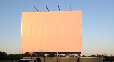Photo of Movie Theater Admiral Twin Drive-In at 7355 E Easton St, Tulsa, OK 74115, United States