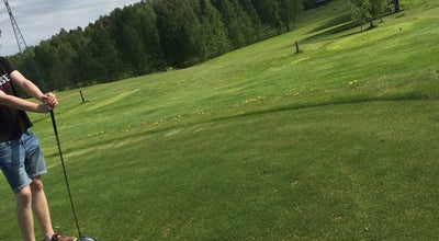 Photo of Golf Course Kahilanniemen golfkenttä  (Viipurin Golf) at Kahilanniementie 3, Lappeenranta 53130, Finland