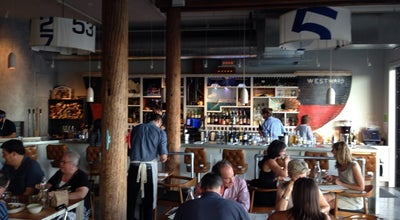 Photo of American Restaurant Westward at 2501 N Northlake Way, Seattle, WA 98103, United States