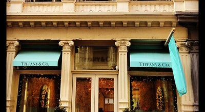 Photo of Jewelry Store Tiffany & Co. at 97 Greene Street, New York, NY 10012