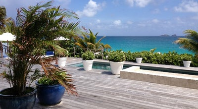 Photo of Hotel Cheval Blanc St-Barth Isle de France at Baie Des Flamands, Anse des Flamands 97133, Saint Barthelemy