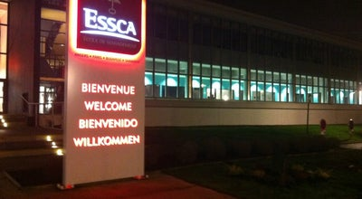 Photo of Trade School ESSCA Angers at 1 Rue Joseph Lakanal, Angers 49003, France