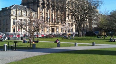 Photo of Tourist Attraction St Andrew Square at George Street, Edinburgh, United Kingdom
