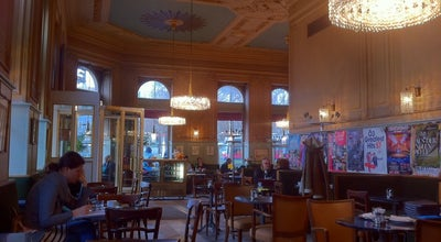 Photo of Austrian Restaurant Cafe Westend at Mariahilfer Strasse 128, Vienna 1070, Austria