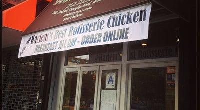 Photo of Other Venue Destiny Sandwich & Juice Bar at 2166 Frederick Douglass Blvd, New York, NY 10026
