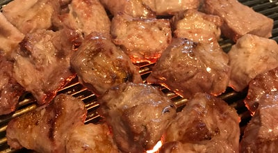 Photo of BBQ Joint 제주돈사돈 at 강남구 봉은사로2길 20, 서울특별시 135-931, South Korea