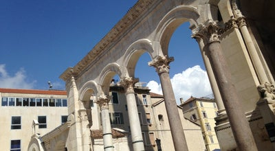 Photo of Monument / Landmark Diocletian's Palace at Split, Croatia
