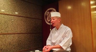 Photo of Sushi Restaurant 鮨かねさか 銀座本店 at 銀座8-10-3, 中央区 104-0061, Japan