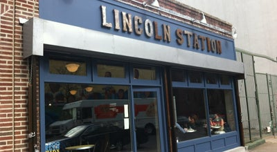 Photo of Cafe Lincoln Station at 409 Lincoln Plz, New York, NY 11238, United States