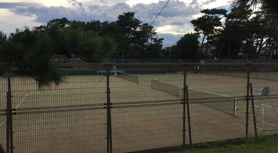 Photo of Tennis Court 茅ヶ崎公園テニスコート at Japan