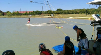 Photo of Other Great Outdoors Hydrous Wakeboard Park at 580 North Cedar Dr, Allen, TX 75002, United States