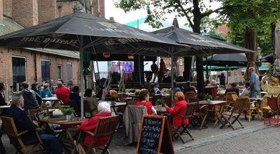 Photo of Gastropub Café 't Nonnetje at Groenmarkt 3-5, Amersfoort 3811 CP, Netherlands