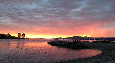 Photo of Beach Sunset Beach at 1400 Beach Ave, Vancouver, BC V6E 1V7, Canada