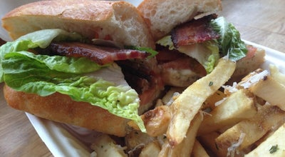 Photo of American Restaurant Bacon Bacon at 205a Frederick St, San Francisco, CA 94117, United States