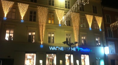 Photo of Bookstore Wagner'sche Thalia.at at Museumsstrasse 4, Innsbruck, Austria