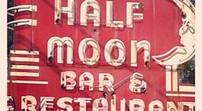 Photo of Bar Half Moon Bar & Restaurant at 1125 Saint Mary St, New Orleans, LA 70130, United States