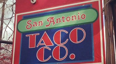 Photo of Mexican Restaurant San Antonio Taco Co at 416 21st Ave S, Nashville, TN 37203, United States