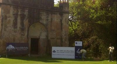 Photo of Golf Course Delhi Golf Club at New Delhi, India