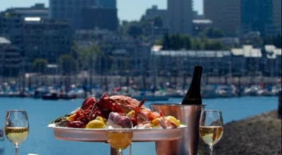 Photo of Modern European Restaurant Provence Marinaside at 1177 Marinaside Cres, Vancouver, BC V6Z 2Y3, Canada