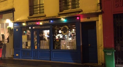Photo of French Restaurant Creperie Bretonne Fleurie at 67 Rue De Charonne, Paris, France