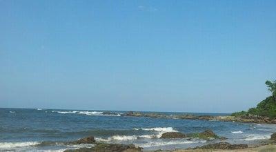 Photo of Beach Praia da Saudade at R. Nereu Ramos, Penha, Brazil