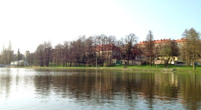 Photo of Lake Zámecký rybník at Záhumenní, Ostrava - Poruba 708 00, Czech Republic