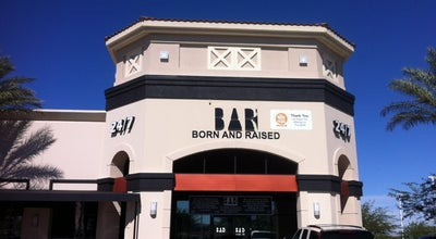 Photo of American Restaurant Born And Raised at 7260 S Cimarron Rd, Las Vegas, NV 89113, United States