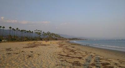 Photo of Beach Santa Barbara Beach at Santa Barbara, CA 93101, United States