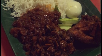 Photo of Malaysian Restaurant Ujang Corner Nasi Lemak Special BBS at Jalan 2/16, Dataran Templer, Batu Caves 68100, Malaysia