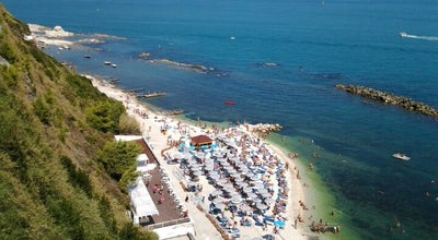 Photo of Beach Spiaggia del Passetto at Spiaggia Del Passetto, Ancona 60123, Italy