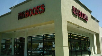 Photo of Used Bookstore Half Price Books at 7898 Dublin Blvd, Dublin, CA 94568, United States