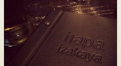Photo of Japanese Restaurant Hapa Izakaya at 1479 Robson St, Vancouver V6G 1C1, Canada