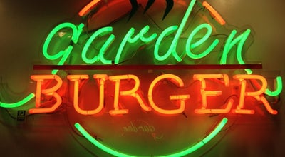 Photo of Fast Food Restaurant Garden Burger at C. C. Amoreiras Shopping Center, Lj 3025 Piso 2, Lisboa 1070-103, Portugal