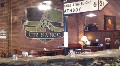 Photo of Other Venue Tir Na Nog Irish Pub & Restaurant at 218 S Blount St, Raleigh, NC 27601