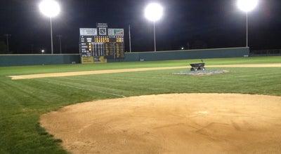 Photo of Baseball Field Crosley Field (Replica) at Cincinnati, OH, United States