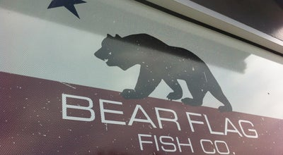 Photo of Seafood Restaurant Bear Flag Fish Company at 3421 Via Lido, Newport Beach, CA 92663, United States