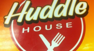 Photo of Diner Huddle House at 400 Hendersonville Rd, Asheville, NC 28803, United States